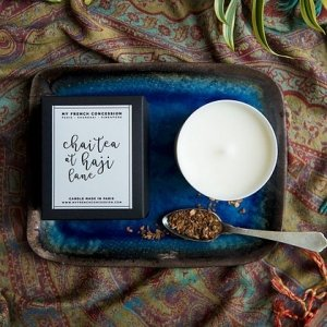 Scented Candle – Chai Tea at Haji Lane